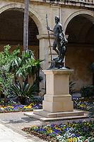 Im Großmeister-Palast in Valletta, Malta, Europa, Unesco-Weltkulturerbe