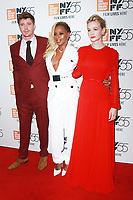 NEW YORK, NY October 12, 2017Garrett Hedlund, Mary J. Blige, Carey Mulligan attend 55th NYFF present  premiere of Mudbound  at Alice Tully Hall in New York October 12,  2017. Credit:RW/MediaPunch