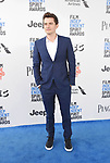 SANTA MONICA, CA - FEBRUARY 25: Actor Orlando Bloom attends the 2017 Film Independent Spirit Awards at the Santa Monica Pier on February 25, 2017 in Santa Monica, California.