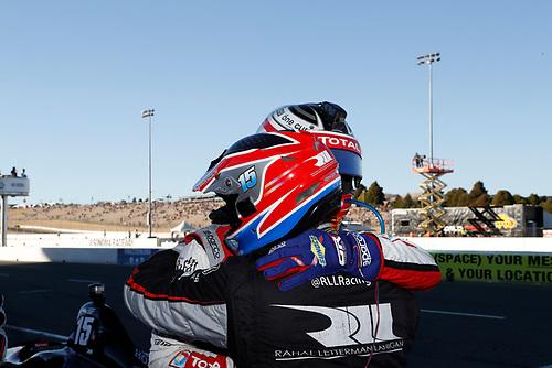 Graham Rahal, Rahal Letterman Lanigan Racing Honda retires