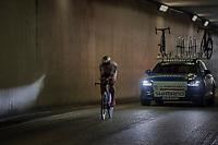 Jason Huertas (CRC)<br /> <br /> Men Under-23 Individual Time Trial<br /> <br /> UCI 2017 Road World Championships - Bergen/Norway