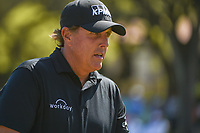 Phil Mickelson (USA) after sinking a long par putt on 7 during round 1 of the World Golf Championships, Dell Match Play, Austin Country Club, Austin, Texas. 3/21/2018.<br /> Picture: Golffile | Ken Murray<br /> <br /> <br /> All photo usage must carry mandatory copyright credit (&copy; Golffile | Ken Murray)