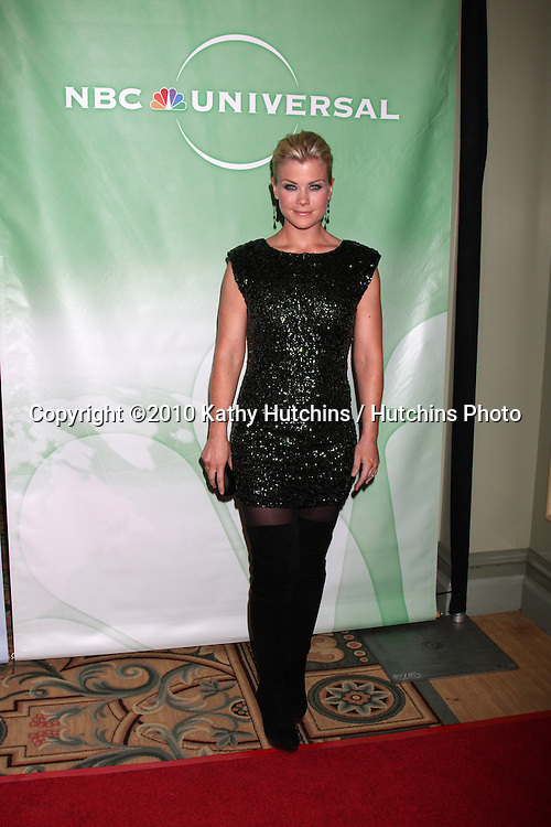 Alison Sweeney.arriving at the 2010 Winter NBC TCA Party .Langford Hotel.Pasadena, CA.January 10, 2010.©2010 Kathy Hutchins / Hutchins Photo....
