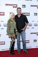 """LOS ANGELES - AUG 13:  Gwen Stefani, Blake Shelton at the """"Bennett's War"""" Los Angeles Premiere at the Warner Brothers Studios on August 13, 2019 in Burbank, CA"""