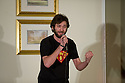 Harrogate, UK. 20.3.12. Sitting Room Comedy at the St George Hotel hosts the legendary Arthur Smith with support from Naz Osmanoglu and Monkey Poet. Picture shows Monkey Poet. Photo credit: Jane Hobson.