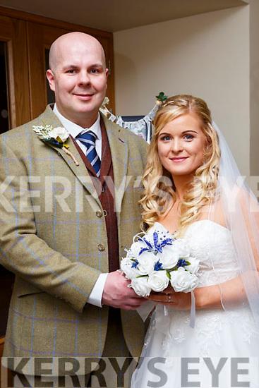 Coward/Burke wedding in Ballyroe Heights Hotel on New Years Eve.