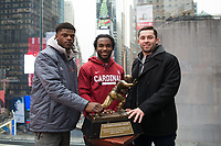 Stanford Football 2017 Heisman Trophy, December 8, 2017