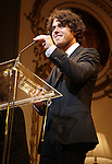 Josh Young.during the 68th Annual Theatre World Awards at the Belasco Theatre  in New York City on June 5, 2012.