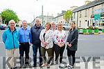 Members of the Tarbert Development Association pictured in Tarbert - Michael Lanigan, Niall Fitzgerarld, chairperson, Sean Finucane, Julie Finucane, Paddy Creedon, Michelle Woods & Suzanne Harrison.