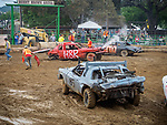 Destruction Derby climax and ending on Sunday at the 80th Amador County Fair, Plymouth, Calif.<br /> .<br /> .<br /> .<br /> .<br /> #AmadorCountyFair, #1SmallCountyFair, #PlymouthCalifornia, #TourAmador, #VisitAmador