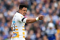 Juan de Jongh of Wasps. Gallagher Premiership match, between Bath Rugby and Wasps on May 5, 2019 at the Recreation Ground in Bath, England. Photo by: Patrick Khachfe / Onside Images