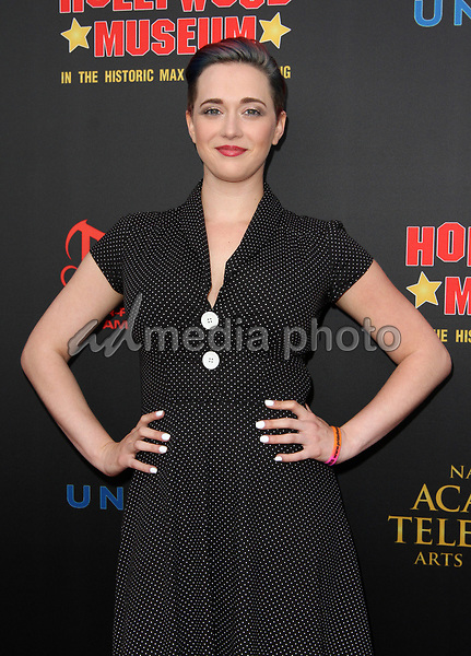 26 April 2017 - Los Angeles, California - Terissa Kelton. Daytime Emmy Awards Nominee Reception held at The Hollywood Museum in the world famous Max Factor Building. Photo Credit: AdMedia