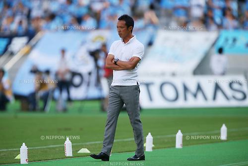 Hitoshi Morishita (Jubilo), .SEPTEMBER 29, 2012 - Football /Soccer : .2012 J.LEAGUE Division 1 .between F.C. Tokyo 2-1 Jubilo Iwata .at Ajinomoto Stadium, Tokyo, Japan. .(Photo by YUTAKA/AFLO SPORT) [1040]