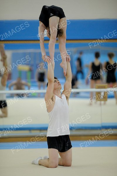 Sports Acrobatics Training Day Lilleshall 14.7.13