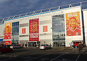 9th October 2017, Cardiff City Stadium, Cardiff, Wales; FIFA World Cup Qualification, Wales versus Republic of Ireland; A general view of the Cardiff City Stadium