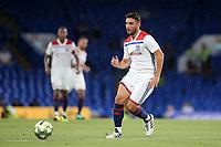 Jordan Ferri of Lyon in action during Chelsea vs Lyon, International Champions Cup Football at Stamford Bridge on 7th August 2018