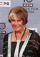 """Los Angeles CA Apr 11: Sara Karloff, arrive to 2019 TCM Classic Film Festival Opening Night Gala And 30th Anniversary Screening Of """"When Harry Met Sally"""", TCL Chinese Theatre, Los Angeles, USA on April 11, 2019 <br /> CAP/MPI/FS<br /> ©FS/MPI/Capital Pictures"""