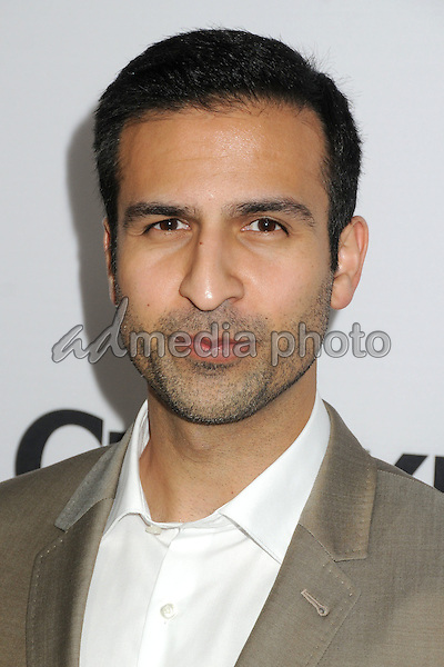 "29 October 2015 - Culver City, California - Muhammad Saad Siddiqui. ""The Art Of More"" Series Premiere held at Sony Pictures Studios. Photo Credit: Byron Purvis/AdMedia"