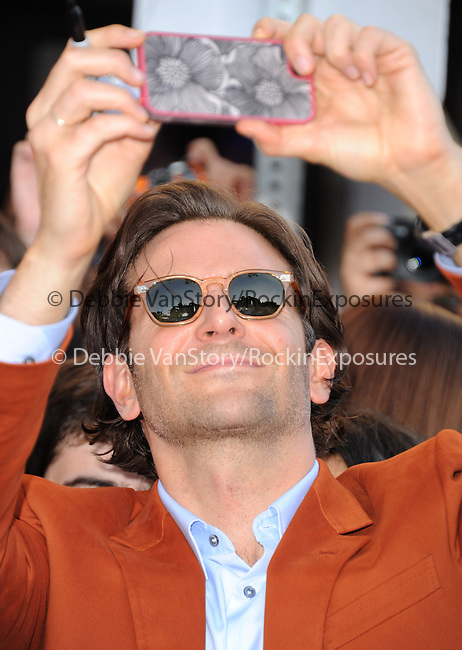 Bradley Cooper at The Warner Bros. Pictures' L.A Premiere of  THE HANGOVER: PART III held at The Westwood Village Theater  in Westwood, California on May 20,2013                                                                   Copyright 2013 © Hollywood Press Agency