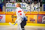 Mirko PANTKOWSKI (#30 Heilbronner Falken) \ beim Spiel in der DEL2, Bietigheim Steelers (dunkel) -  Heilbronner Falken (hell).<br /> <br /> Foto © PIX-Sportfotos *** Foto ist honorarpflichtig! *** Auf Anfrage in hoeherer Qualitaet/Aufloesung. Belegexemplar erbeten. Veroeffentlichung ausschliesslich fuer journalistisch-publizistische Zwecke. For editorial use only.
