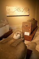 The Archaeological Museum in Istanbul, Turkey: sarcophagi from Sidon (Sayda, Lebanon)