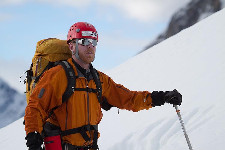 Chad Butrick. Photo by Didrik Johnck.