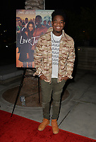 LOS ANGELES, CA- FEB. 08: Dexter Darden at the 2018 Pan African Film & Arts Festival at the Cinemark Baldwin Hills 15 in Los Angeles, California on Feburary 8, 2018 Credit: Koi Sojer/ Snap'N U Photos / Media Punch