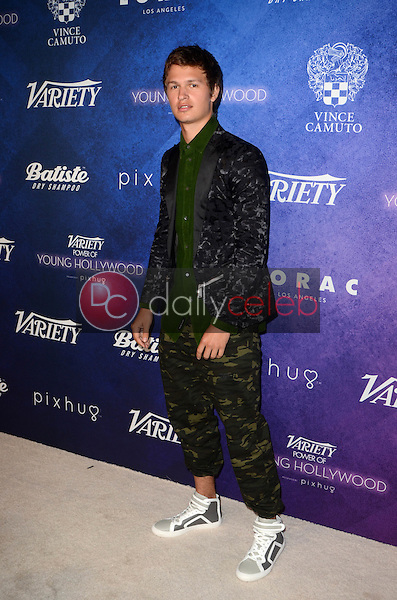 Ansel Elgort<br /> at the Variety Power of Young Hollywood Event, Neuehouse, Hollywood, CA 08-16-16<br /> David Edwards/DailyCeleb.com 818-249-4998