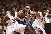 Razorbacks vs LSU Men's Basketball 2/23/16