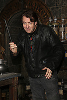 Jonathan Ross as Harry Potter studio tour opens the new Dark Arts fixture, Watford. 14/10/2014 Picture by: James Smith / Featureflash