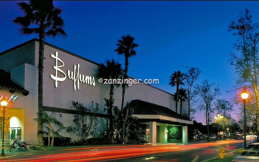 Manhattan Beach, CA, Buffums, Department Store, Shopping Center, Mall,