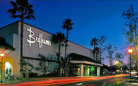 Manhattan Beach, CA, Buffums, Department Store, Shopping Center, Mall,