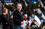Stockholm 2014-12-01 Ishockey Hockeyallsvenskan AIK - S&ouml;dert&auml;lje SK :  <br /> AIK:s tr&auml;nare huvudtr&auml;nare Peter Nordstr&ouml;m under matchen mellan AIK och S&ouml;dert&auml;lje SK <br /> (Foto: Kenta J&ouml;nsson) Nyckelord:  AIK Gnaget Hockeyallsvenskan Allsvenskan Hovet Johanneshov Isstadion S&ouml;dert&auml;lje SSK portr&auml;tt portrait