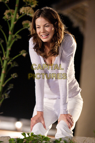 MICHELLE MONAGHAN.in The Heartbreak Kid  .*Filmstill - Editorial Use Only*.CAP/FB.Supplied by Capital Pictures.