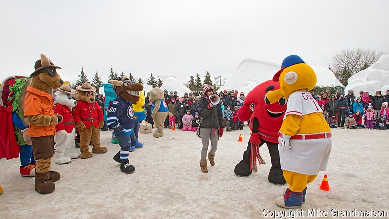 Festival du Voyageur<br />Winnipeg<br />Manitoba<br />Canada