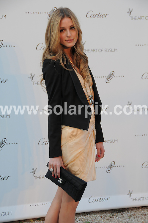 **ALL ROUND PICTURES FROM SOLARPIX.COM**.**WORLDWIDE SYNDICATION RIGHTS**.arrivals for the The Soho House Art Of Elysium Party held at the Chateau de la Napoule, Mandeliu during the 62nd International Cannes Film Festival. Cannes, France. 16 May 2009..This pic: Olivia Palermo..JOB REF: 9024 MSR    DATE: 16_05_2009.**MUST CREDIT SOLARPIX.COM OR DOUBLE FEE WILL BE CHARGED**.**ONLINE USAGE FEE GBP 50.00 PER PICTURE - NOTIFICATION OF USAGE TO PHOTO @ SOLARPIX.COM**.**CALL SOLARPIX : +34 952 811 768 or LOW RATE FROM UK 0844 617 7637**