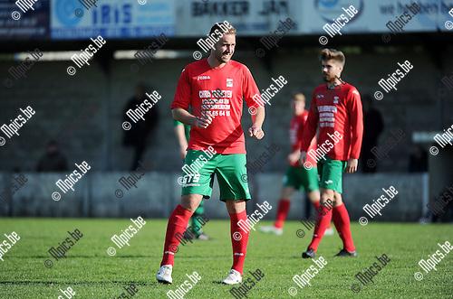 2015-10-11 / Voetbal / seizoen 2015-2016 / Berg en Dal / Yves Claes<br /><br />Foto: Mpics.be