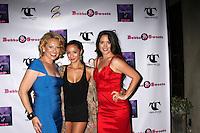 "Anna Borchert, Melisaa Paulo, Heather Lee Moss<br /> ""Daughters of POP"" Season 3 Premiere Party, Madera Kitchen & Bar, Los Angeles, CA 09-18-14<br /> David Edwards/DailyCeleb.com 818-915-4440"
