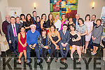 Staff of Moriarty's Centra ,Ballyheigue celebrating their Christmas party at Ballyroe Heights Hotel on Friday night.