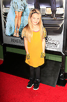 LOS ANGELES - FEB 10: Mia Talerico at the screening of the Disney Channel Original Movie 'Bad Hair Day' at the Frank G Wells Theater on February 10, 2015 in Burbank, CA