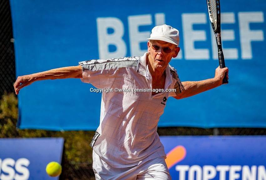 Hilversum, The Netherlands,  August 23, 2019,  Tulip Tennis Center, NSK, Kees van der Wild (NED)<br /> Photo: Tennisimages/Henk Koster