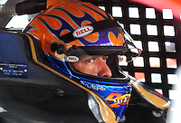 May 31, 2008; Dover, DE, USA; Nascar Sprint Cup Series driver Matt Crafton during practice for the Best Buy 400 at the Dover International Speedway. Mandatory Credit: Mark J. Rebilas-US PRESSWIRE