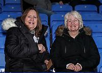 Bolton Wanderers' supporters<br /> <br /> Photographer Andrew Kearns/CameraSport<br /> <br /> The EFL Sky Bet Championship - Bolton Wanderers v Middlesbrough -Tuesday 9th April 2019 - University of Bolton Stadium - Bolton<br /> <br /> World Copyright © 2019 CameraSport. All rights reserved. 43 Linden Ave. Countesthorpe. Leicester. England. LE8 5PG - Tel: +44 (0) 116 277 4147 - admin@camerasport.com - www.camerasport.com