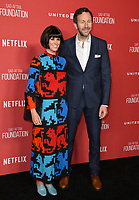 Chris O'Dowd &amp; Dawn O'Porter at the SAG-AFTRA Foundation's Patron of the Artists Awards at the Wallis Annenberg Center for the Performing Arts. Beverly Hills, USA 09 November  2017<br /> Picture: Paul Smith/Featureflash/SilverHub 0208 004 5359 sales@silverhubmedia.com
