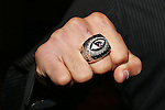NFC Champs Ring Ceremony