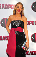 Bronx, NY - May 14: Blake Lively attends the 'Deadpool 2' screening at AMC Loews Lincoln Square on May 14, 2018 in New York City..  <br /> CAP/MPI/PAL<br /> &copy;PAL/MPI/Capital Pictures