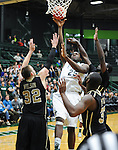 UCF defeats Tulane, 58-50, in men's basketball action at Devlin Fieldhouse.