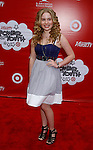 LOS ANGELES, CA. - October 04: Actress Allie Grant arrives at 'Target Presents Variety's Power of Youth' event held at NOKIA Theatre L.A. LIVE on October 4, 2008 in Los Angeles, California.