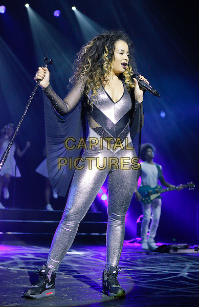 LONDON, ENGLAND - Ella Eyre performing live at the Brixton Academy on 10th November 2015 in London, England<br /> CAP/PP/JM<br /> Jade Miranda/PP/Capital Pictures