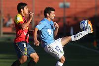 Clausura 2014 Union Española vs OHiggins